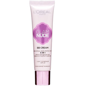 krem matujący LOreal Paris Glam Nude BB Cream