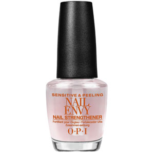 ranking odżywki do paznokci OPI Sensitive and Peeling Nail Envy
