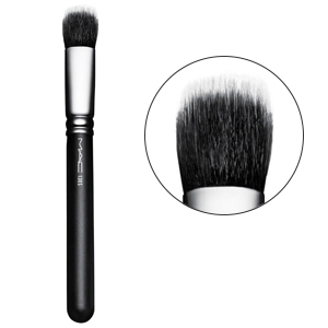 MAC 130S Short Duo Fibre Brush