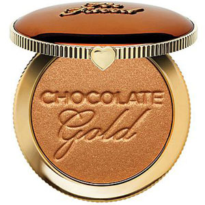 puder brązujący do twarzy TOO FACED Milk Chocolate Soleil Bronze