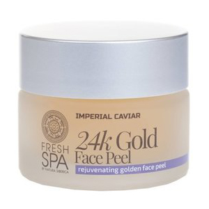 Natura Siberica Imperial Caviar 24k Gold Face Peel