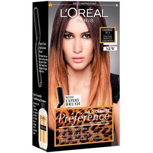 L'Oréal Paris Préférence Wild Ombrés