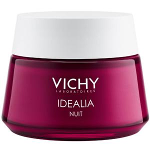 najlepszy krem na noc Vichy Idealia