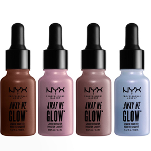 NYX Professional Makeup Away We Glow Liquid Booster