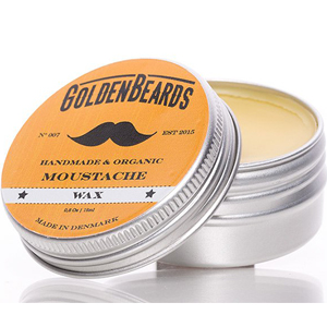 Golden Beards handmade wax
