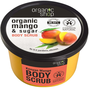 Organic Shop Body Scrub Mango & Sugar