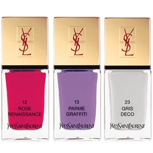 Yves Saint Laurent La Laque Couture Shimmer Rush