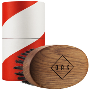 oak beard care brush