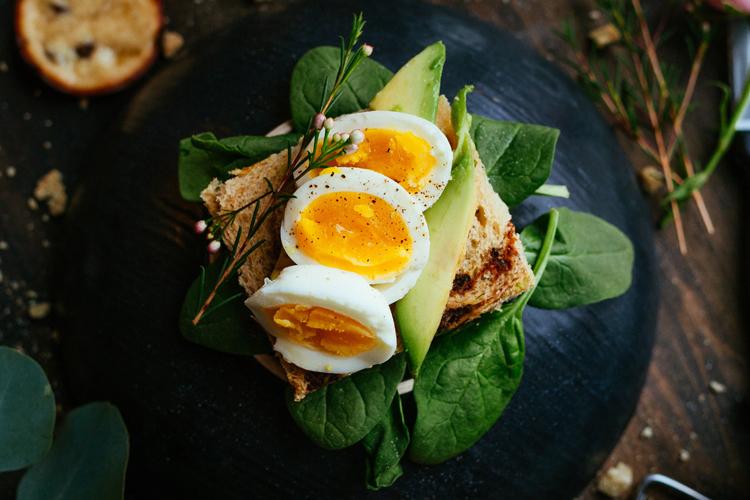 zdrowa dieta na trądzik