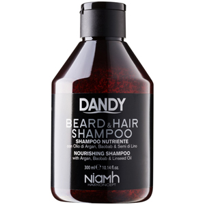 DANDY Beard & Hair Shampoo