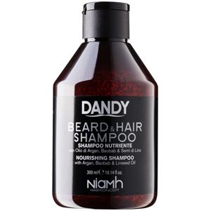 DANDY Beard & Hair shampoo szampon do włosów