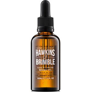 Hawkins Brimble odżywczy olejek do brody i wąsów