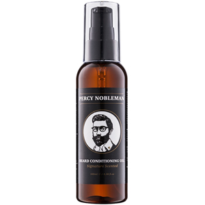 oleje do brody Percy Nobleman odżywczy olejek do brody