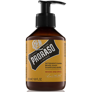 szampon do brody proraso Firenze Wood and Spice