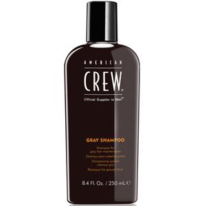 American Crew classic Gray szampon do włosów dla mężczyzn