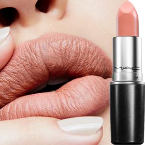 MAC Matte Lipstick Honeylove szminka dla blondynek