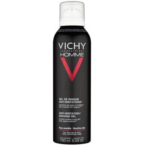 Vichy Homme Anti Irritation żel do golenia przeciw podrażnieniom