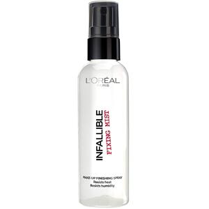 L'Oréal Paris Infallible Fixing Mist spray utrwalający do twarzy