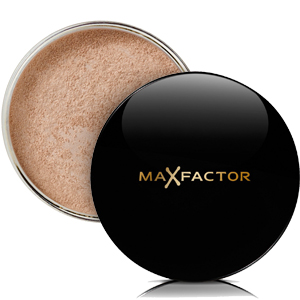 Max Factor Loose powder puder do twarzy