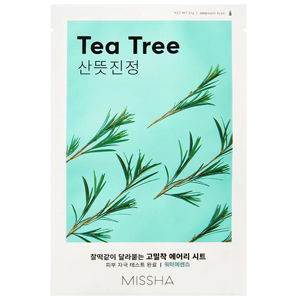 Missha Airy Fit Tea Tree Mask Sheet