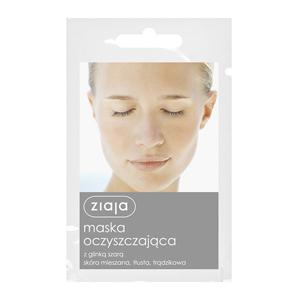 Ziaja Maska Oczyszczająca Kaolinowa z Glinką Szarą