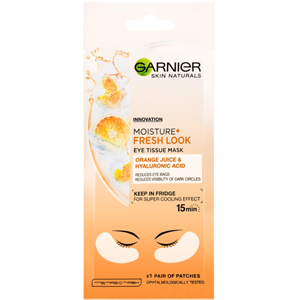Garnier Skin Naturals Moisture + Fresh Look Eye Tissue Mask