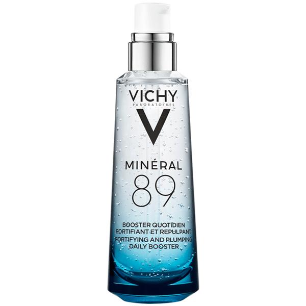 Vichy Mineral 89 Booster Quotidien Fortifiant et Repulpant