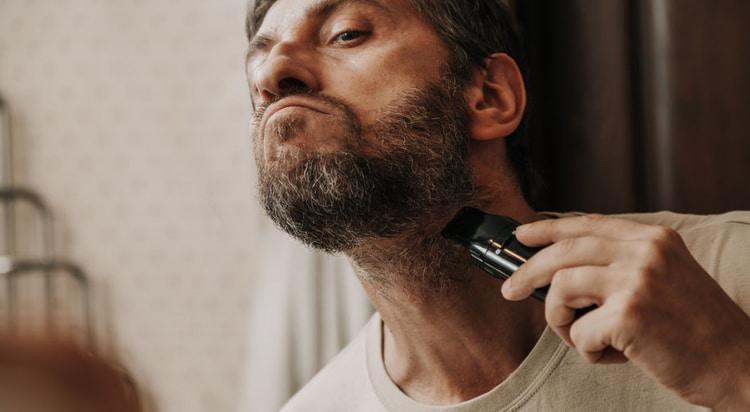 jak przycinać brodę