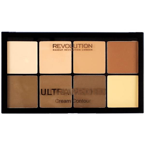 Makeup Revolution Ultra Pro HD Fair contour palette