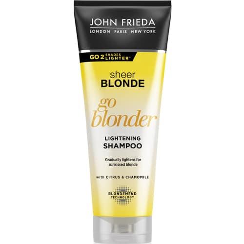 John Frieda Sheer Blonde Go Blonder2